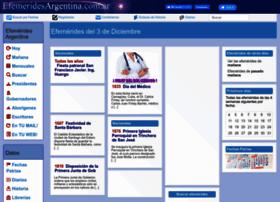 Efemeridesargentina.com.ar thumbnail