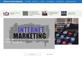 Effectiveinternetmarketing.info thumbnail