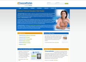 Efinancialportals.com thumbnail