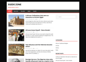 Egedezone.com thumbnail