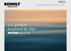 Egholt.dk thumbnail