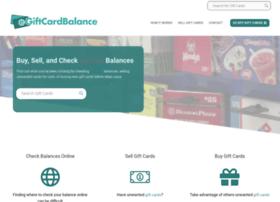 Egiftcardbalance.com thumbnail