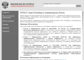 Egrul-piter.ru thumbnail