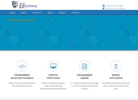 Egsoftweb.in thumbnail