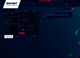 Egyptair.com thumbnail