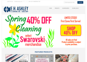 Ehashley.com thumbnail