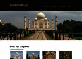 Eholidaysindia.com thumbnail