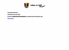Ehrenamtskarte-gap.de thumbnail