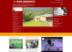 Eiilmuniversity.in thumbnail