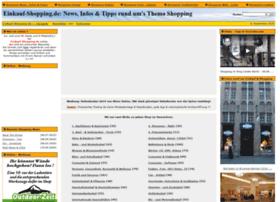 Einkauf-shopping.de thumbnail