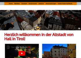 Einkaufen-hall-tirol.at thumbnail