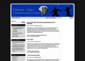 Einkaufs-tipps.org thumbnail