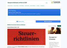 Einkommensteuerrichtlinien.de thumbnail