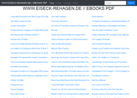 Eiseck-rehagen.de thumbnail