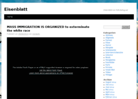 Eisenblatt.net thumbnail