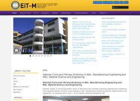 Eitm.edu.et thumbnail