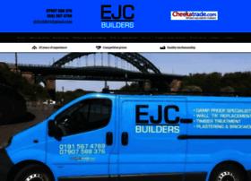 Ejcbuilders.co.uk thumbnail