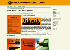 Ejournal.jak-stik.ac.id thumbnail