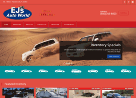 Ejsautoworld.net thumbnail