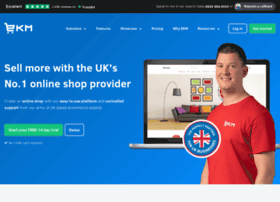 at wi build your ecommerce shop sell online
