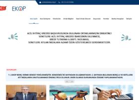 Ekop.org.tr thumbnail