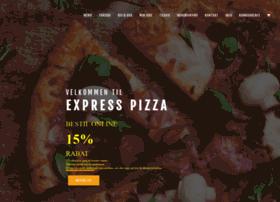 Ekspress-pizza.dk thumbnail