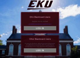 Eku.blackboard.com thumbnail