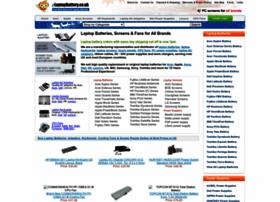 Elaptopbattery.co.uk thumbnail