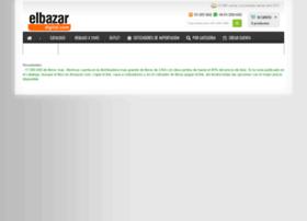 Elbazardigital.com.ar thumbnail