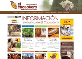 Elcacaotero.com.ec thumbnail