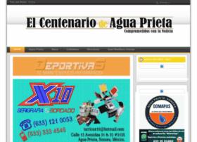 Elcentenarioapson.mx thumbnail