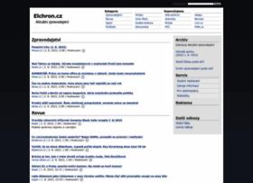 Elchron.cz thumbnail