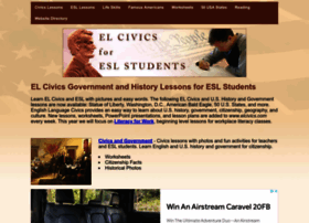 Elcivics.com thumbnail
