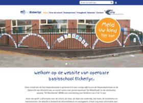 Elckerlycschool.nl thumbnail