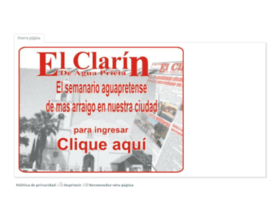 Elclarindigitalap.com thumbnail