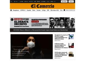 Elcomercioperu.com.pe thumbnail