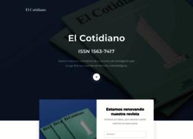 Elcotidianoenlinea.com.mx thumbnail