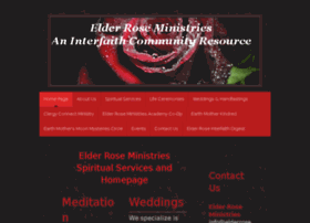 Elderroseministries.org thumbnail