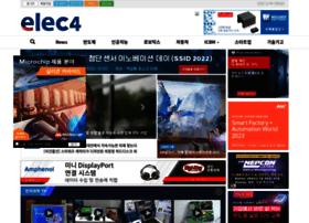 Elec4.co.kr thumbnail