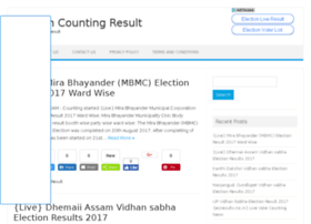 Electionliveresults.com thumbnail