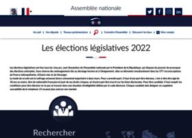 Elections-legislatives.fr thumbnail