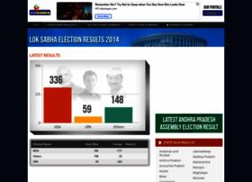 Elections.webdunia.com thumbnail