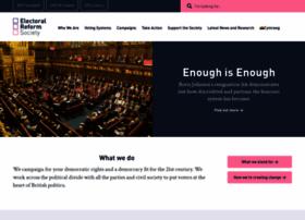 Electoral-reform.org.uk thumbnail