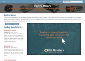 Electric-motors.net thumbnail