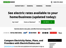 Electricchoice.com thumbnail