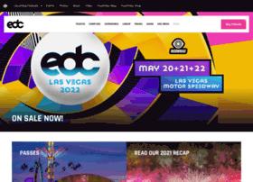 Electricdaisycarnival.co.uk thumbnail