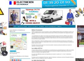 Electricien-les-mureaux.fr thumbnail