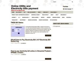 Electricitybills.blogspot.com thumbnail