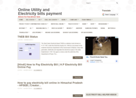 Electricitybills.blogspot.in thumbnail