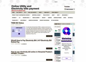 Electricitybills.blogspot.mk thumbnail